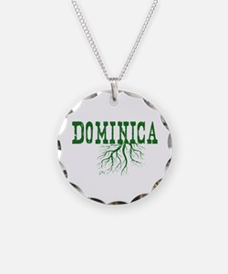 Dominica Roots Necklace