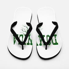 Dominica Roots Flip Flops