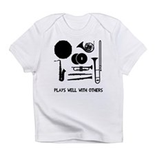 Band plays well with others Infant T-Shirt