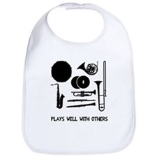 Band plays well with others Bib