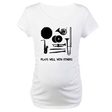 Band plays well with others Shirt