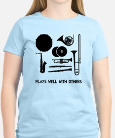 Band plays well with others T-Shirt