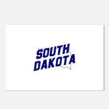 South Dakota Postcards (Package of 8)