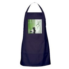 Zen Reflection Apron (dark)