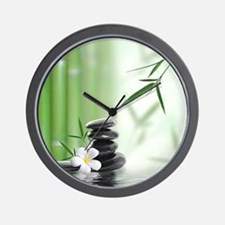 Zen Reflection Wall Clock