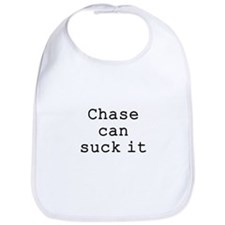Chase Can Suck It Bib