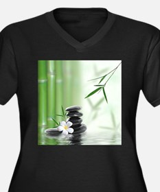 Zen Reflection Plus Size T-Shirt