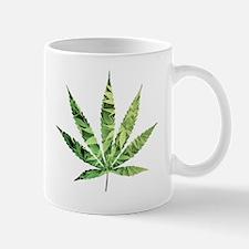 Cannabis Leaf Mug