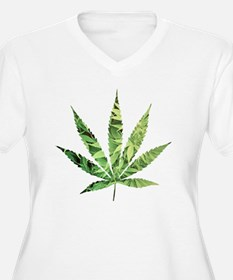Cannabis Leaf T-Shirt