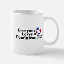 Everyone Loves a Dominican Boy Mug