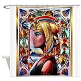 Ancient egyptian Shower Curtains