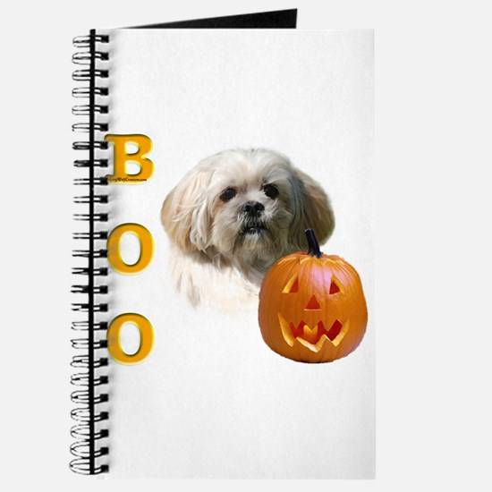 Lhasa Apso Boo Journal