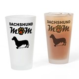 Dachshund Pint Glasses