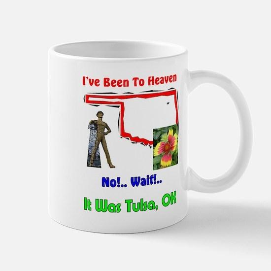 Cute Tulsa oklahoma Mug