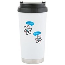 Unique Edgy Travel Mug