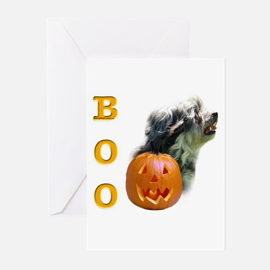 Lowchen Boo Greeting Cards (Pk of 10)