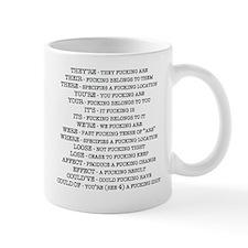 Funny Twitter Mug