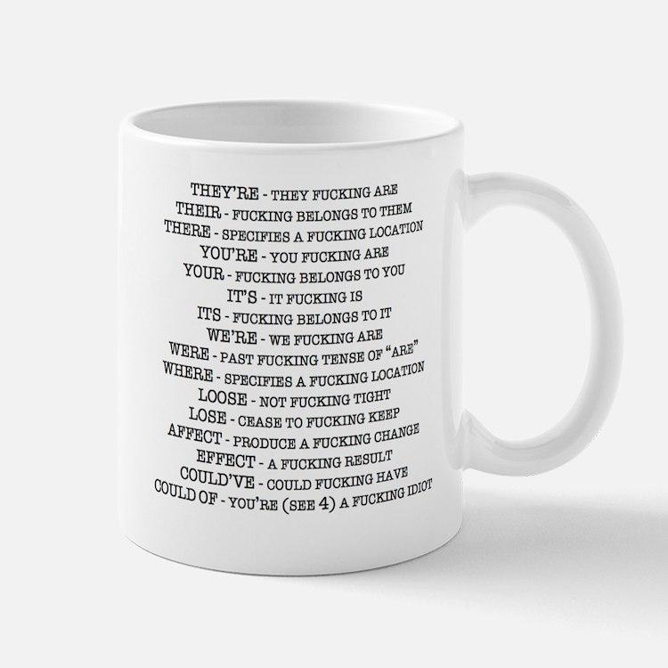 Cute H Mug