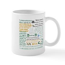 Jesse Pinkman Quotes Mug