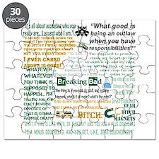 Jesse Pinkman Quotes Puzzle