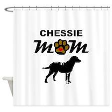 Chessie Mom Shower Curtain