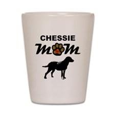 Chessie Mom Shot Glass