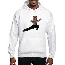 Ninja Kitten Hoodie