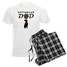 Rottweiler Dad Pajamas