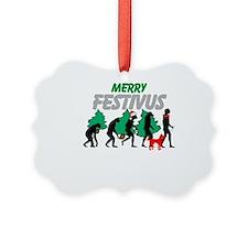 Merry Festivus Ornament