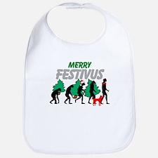 Merry Festivus Bib