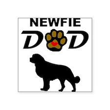Newfie Dad Sticker
