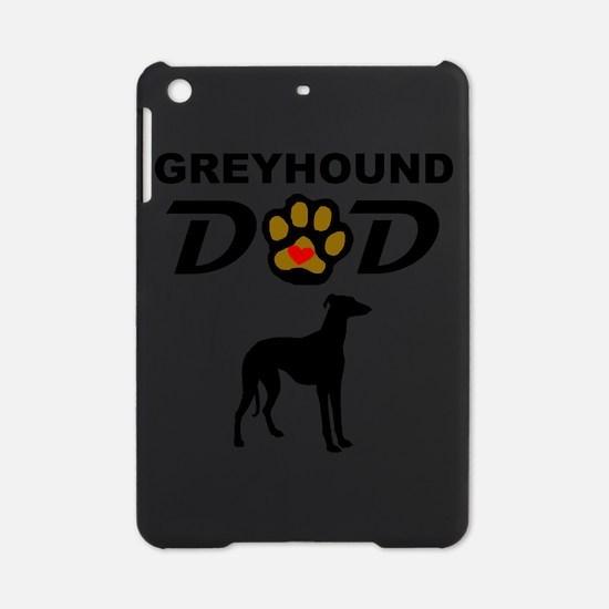 Greyhound Dad iPad Mini Case