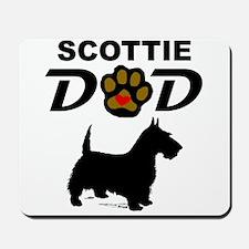 Scottie Dad Mousepad