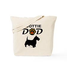 Scottie Dad Tote Bag