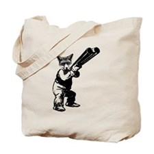 Cute Shooting Tote Bag