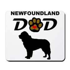 Newfoundland Dad Mousepad