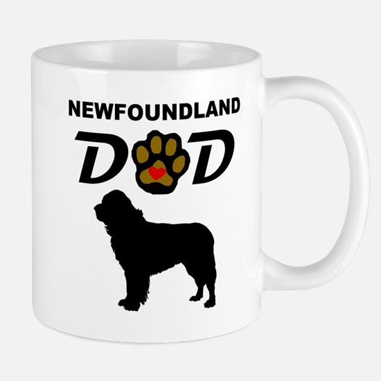 Newfoundland Dad Mugs