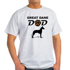 Great Dane Dad T-Shirt