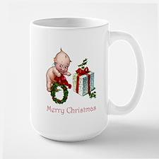 Merry Christmas Cupie Mug