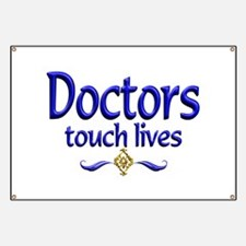 Doctors Touch Lives Banner