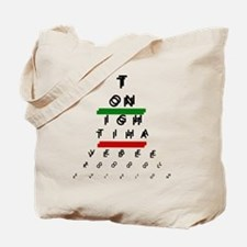 Unique Goggle Tote Bag