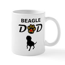 Beagle Dad Mugs