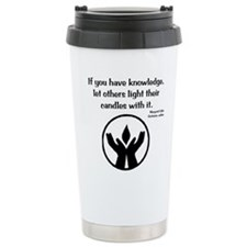 Unique Universalist Travel Mug