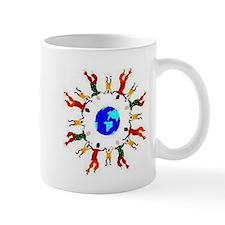 Unique Hold hands Mug