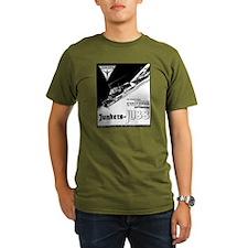 Unique Bomber T-Shirt