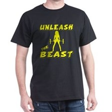 Unleash The Beast Female T-Shirt