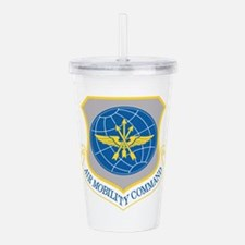 Air Mobility Command Acrylic Double-wall Tumbler