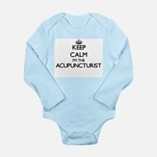 Keep calm I'm the Acupuncturist Body Suit