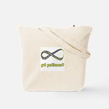 Unique Intellectual Tote Bag