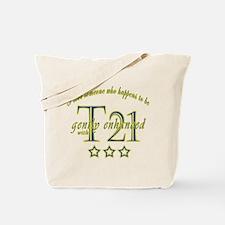Unique T21 Tote Bag